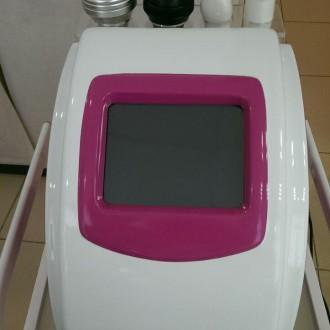 Ультразвуковая кавитация+вакуумный массаж+RF лифтинг SS-URP01
