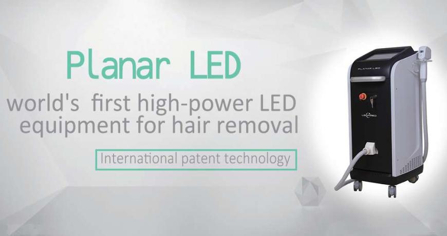 Planar LED